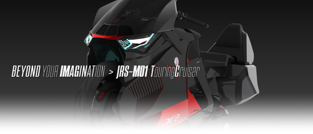 JRS | M01 TouringCruiser Motorcycle